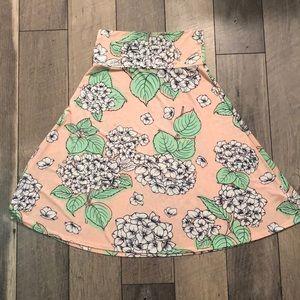 ❄️SALE❄️LulaRoe Azure skirt